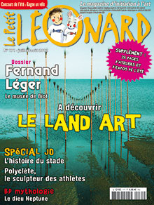 Le Petit Léonard n° 171 - Juillet/Août 2012