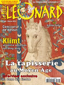 La tapisserie au moyen age la dame la licorne klimt - La tapisserie de la dame a la licorne ...