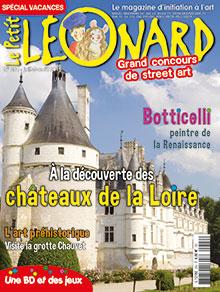Le Petit Léonard n° 204 - juillet/août 2015