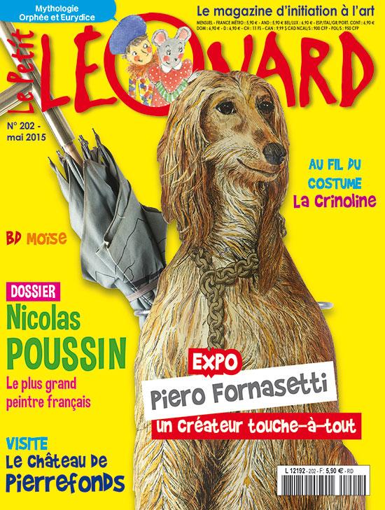 Le Petit Léonard n° 202 - mai 2015