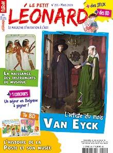 Le Petit Léonard n° 255 - Mars 20