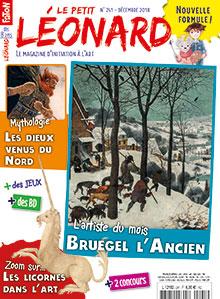 Le Petit Léonard n° 241 - Déc. 18