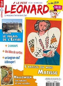Le Petit Léonard n° 261 - Oct. 20