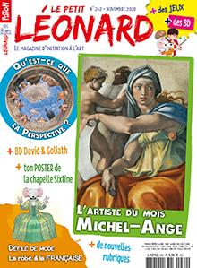 Le Petit Léonard n° 262 - Nov. 20