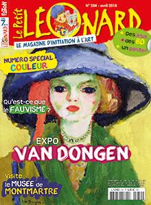 Van Dongen - Qu'est-ce que le fauvisme ?  Leçon de couleur
